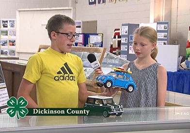 4-H Interviews: Dickinson County KS #1
