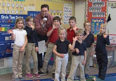 Catholic Schools Week: St. Andrew's Elementary School
