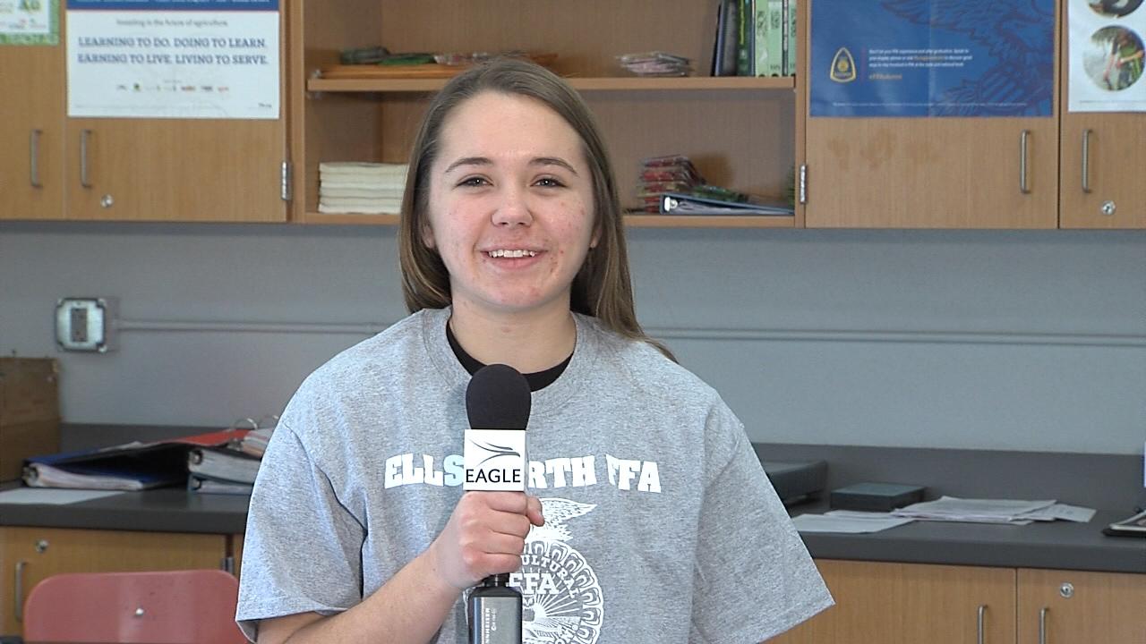 FFA Week: Ellsworth High School