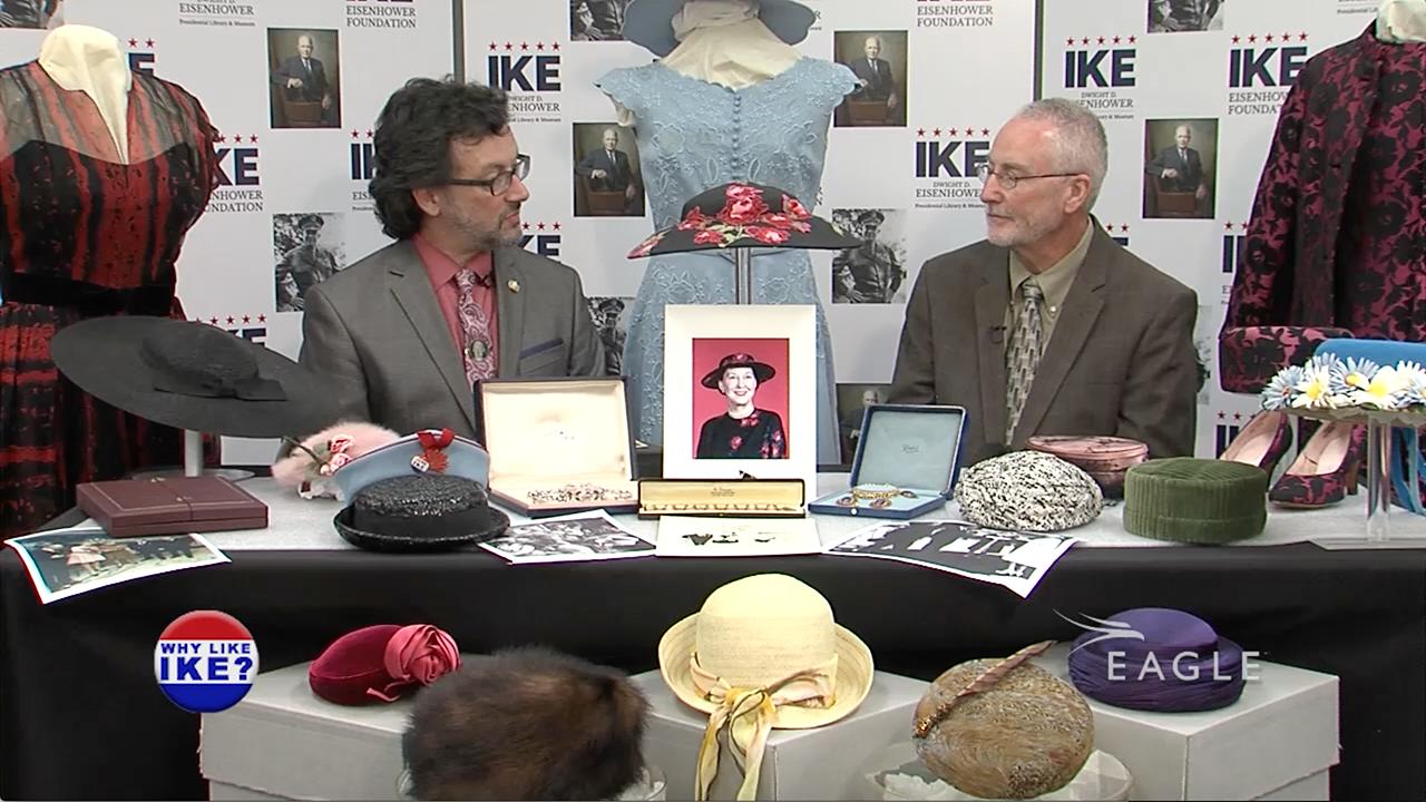 Why Like Ike: Mamie's Fashions