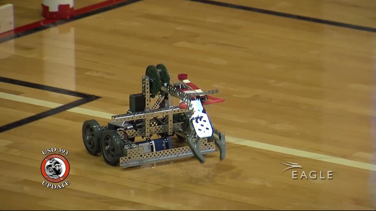 USD 393 Update: Robotics