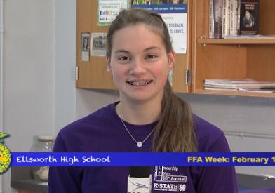 FFA Week 2018: Ellsworth High School