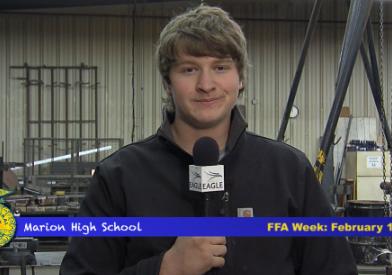 FFA Week 2018: Marion High School