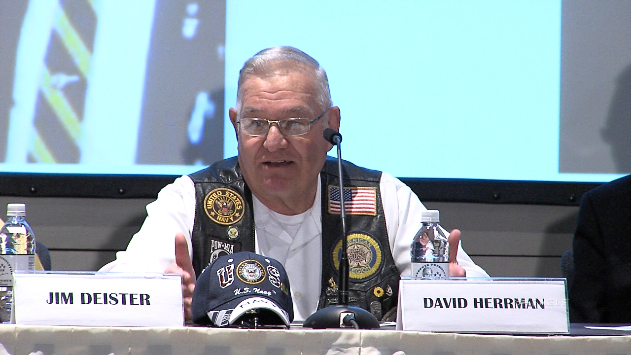 Remembering Vietnam: Vietnam Veterans Panel