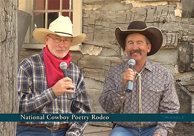 Cowboy Poetry Rodeo Preview