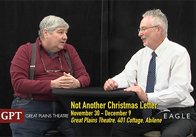 Great Plains Theatre: Not Another Christmas Letter