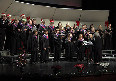 Marion HS Christmas Concert