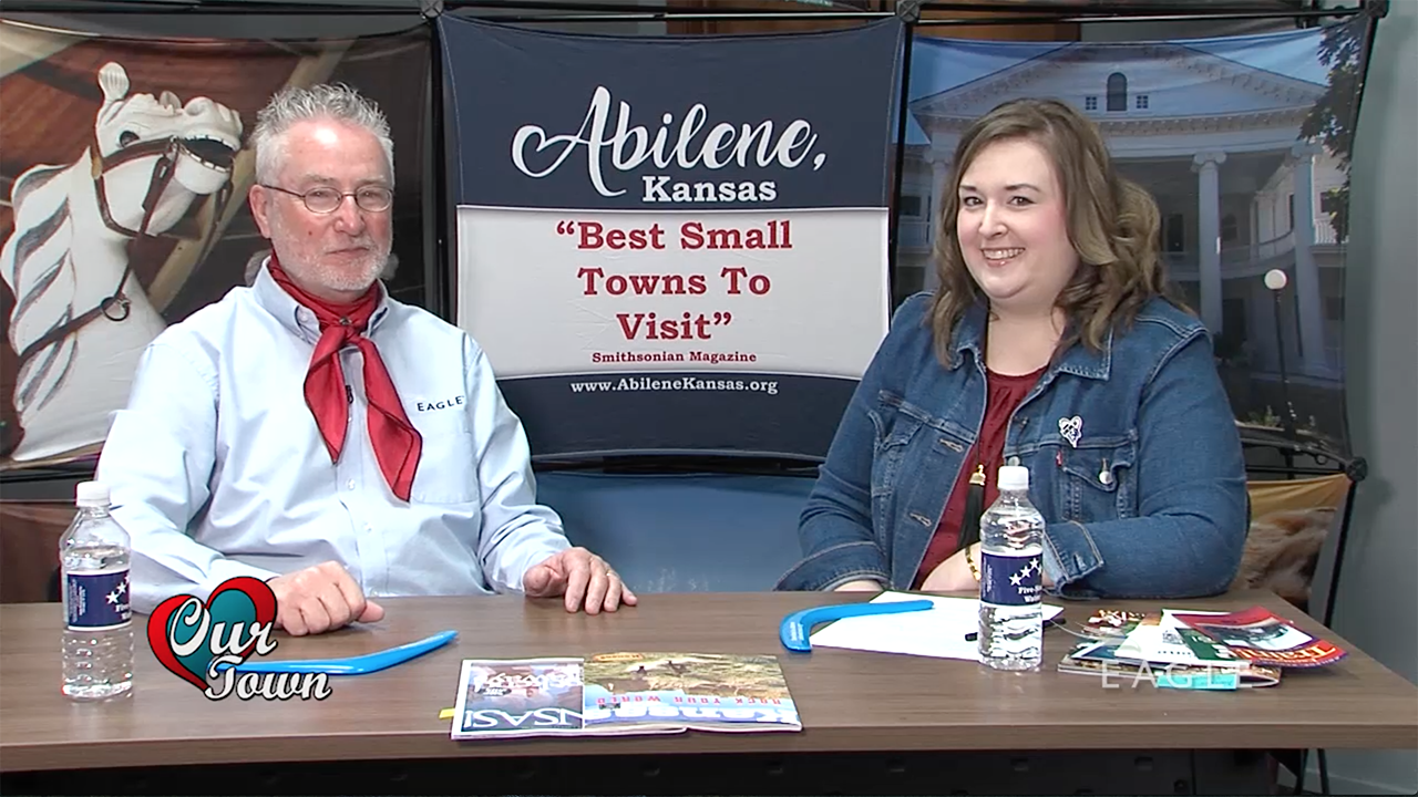 Our Town: Abilene Convention & Visitors Bureau