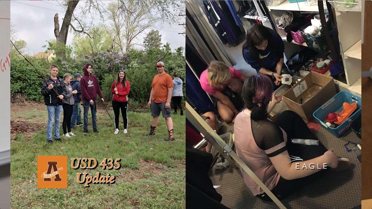 USD 435 Update: High School Update