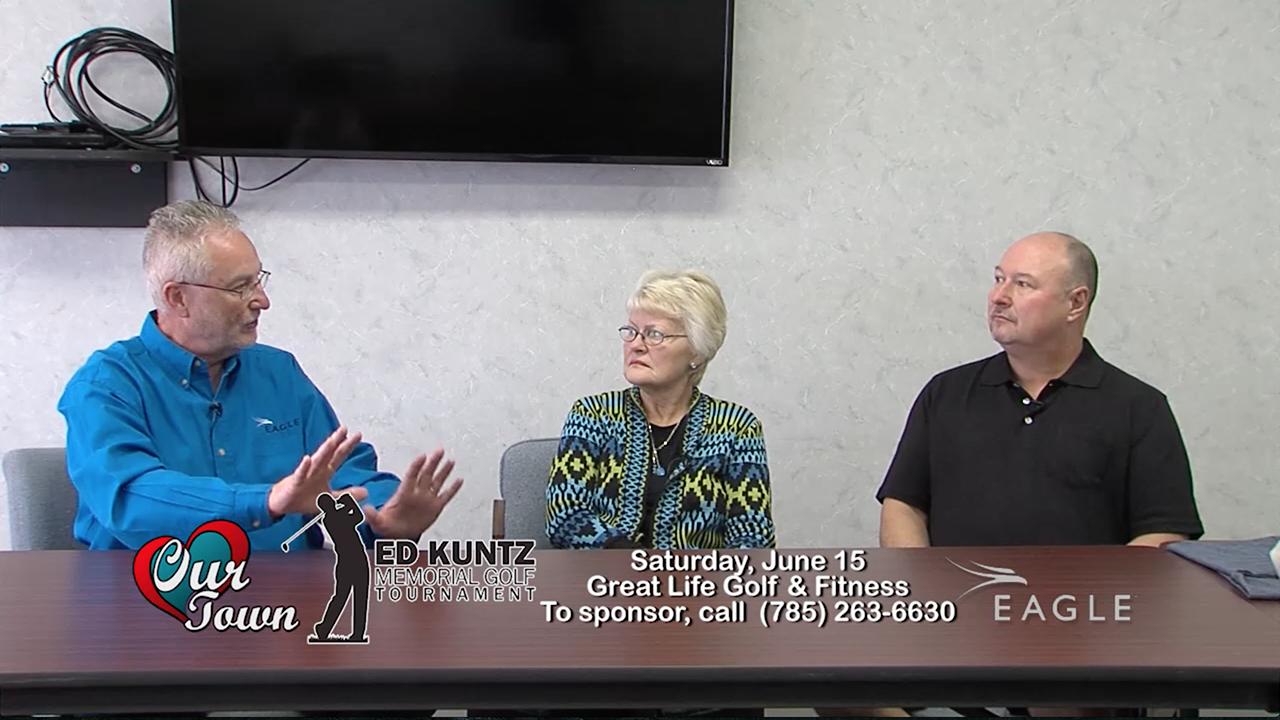 Our Town: Ed Kuntz Memorial Golf Tournament