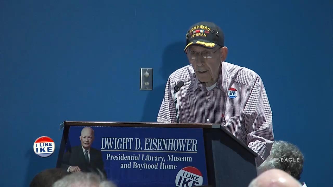 Eisenhower D-Day 75: Louis Graziano