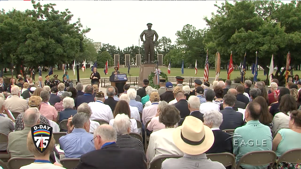 Eisenhower Presidential Library & Museum: D-Day 75th Anniversary Commemoration