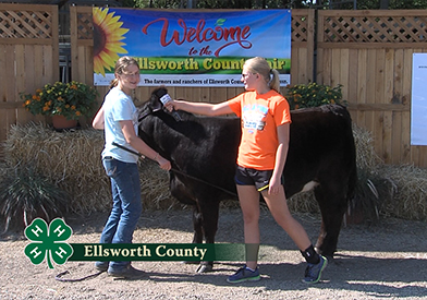 Ellsworth County 4-H Interviews #1
