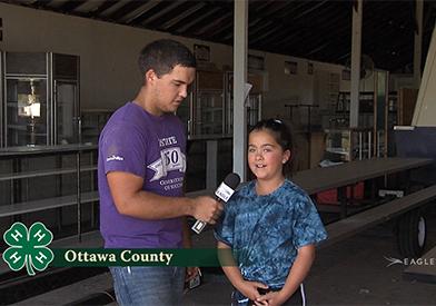 Ottawa County 4-H Interviews