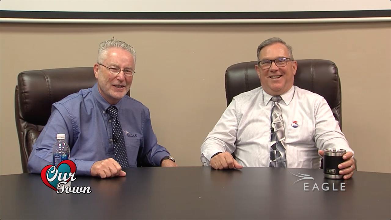 Our Town: Abilene USD 435 Superintendent Greg Brown