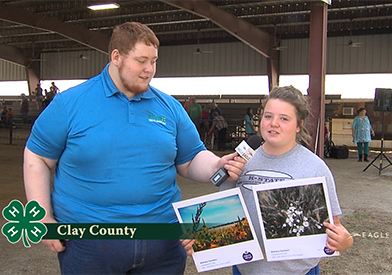 Clay County 4-H Interviews #1