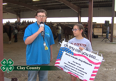 Clay County 4-H Interviews #2