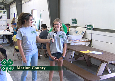 Marion County 4-H Interviews #2