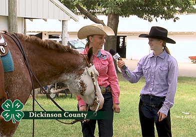 Dickinson County 4-H Interviews #2
