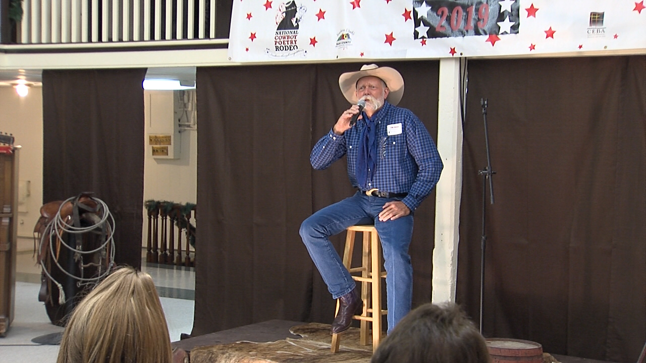 National Cowboy Poetry Rodeo 2019