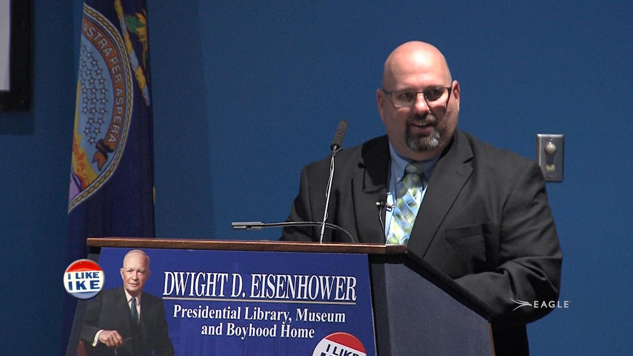 """Eisenhower Library: Earl """"Pete"""" Ellis"""