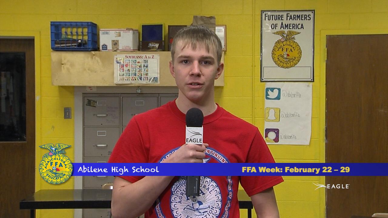 FFA Week 2020: Abilene High School