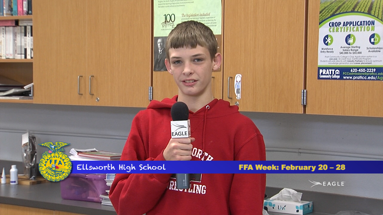 FFA Week 2020: Ellsworth High School