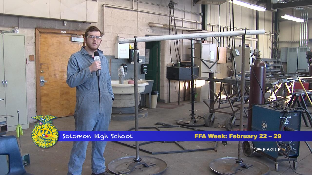 FFA Week 2020: Solomon High School