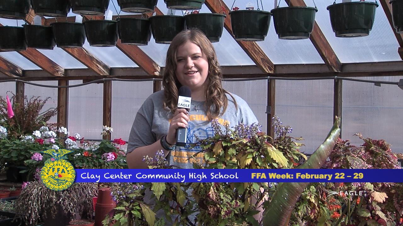 FFA Week 2020: Clay Center Community High School