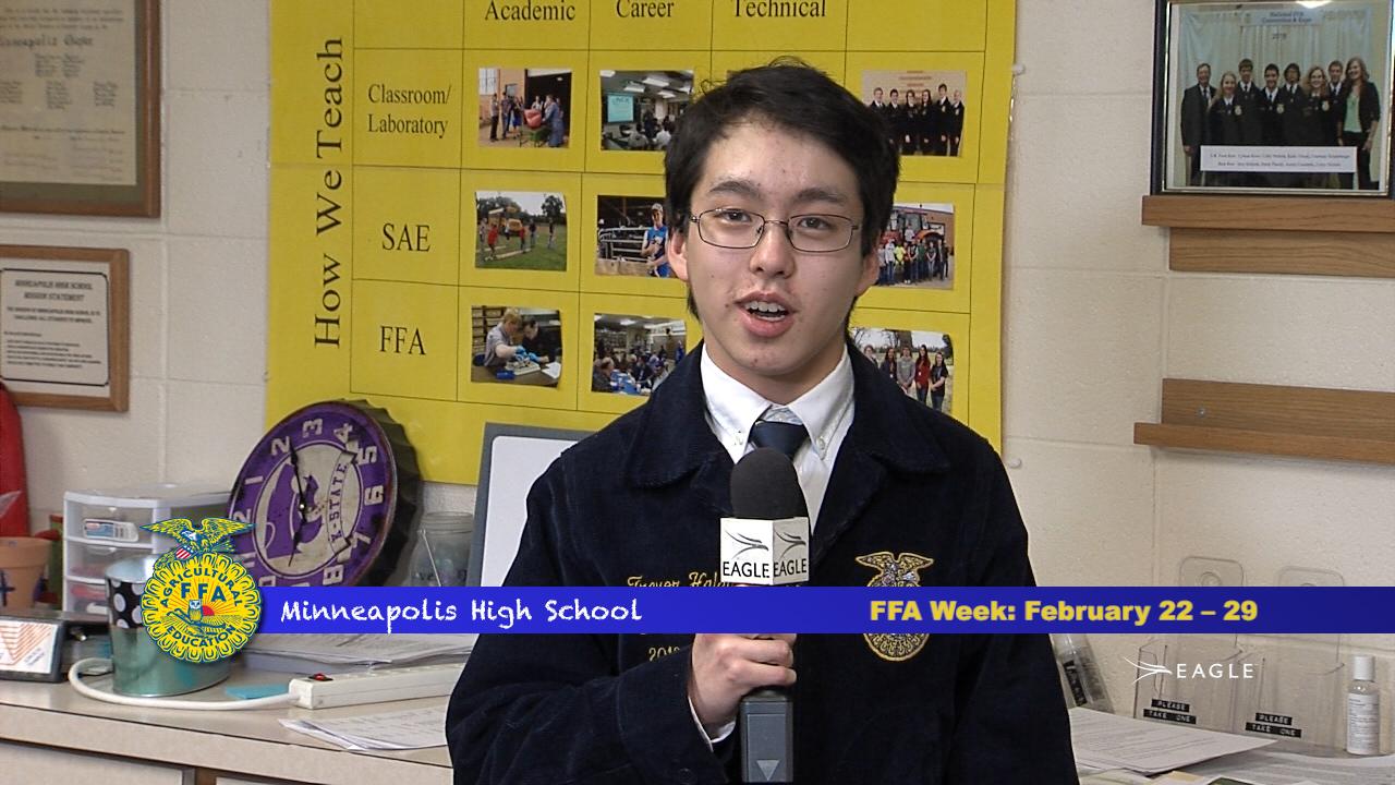 FFA Week 2020: Minneapolis High School
