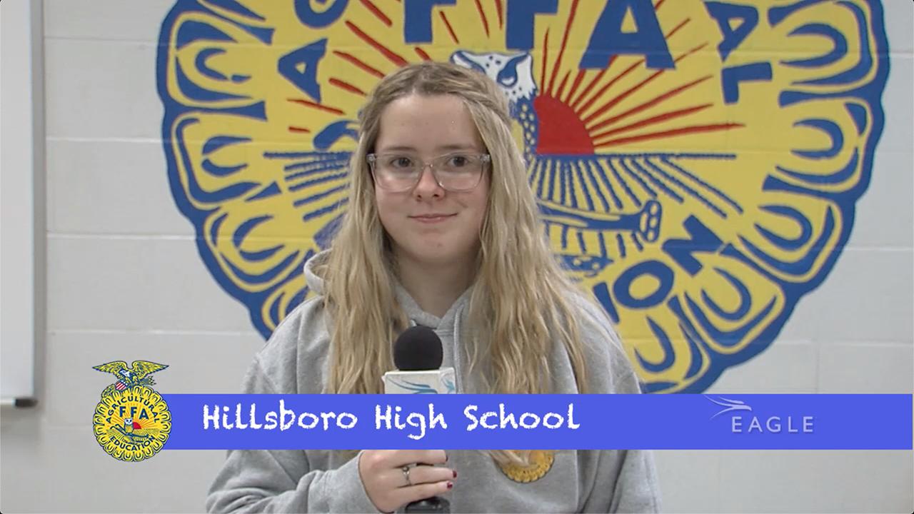 FFA Week 2020: Hillsboro High School