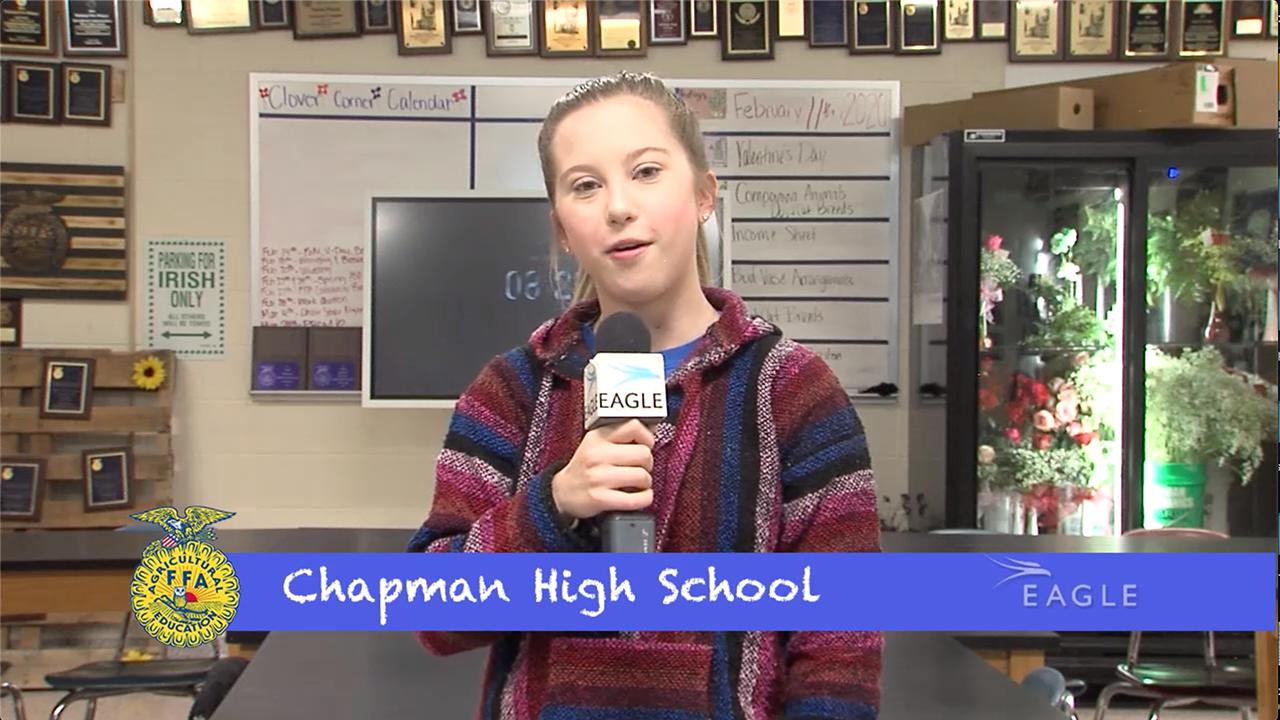 FFA Week 2020: Chapman High School